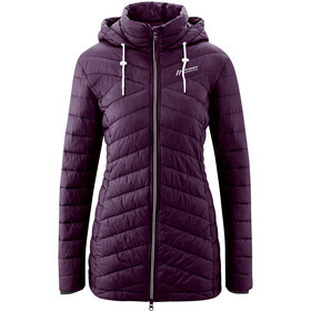 Maier Sports Notos Mantel Damen italian plum